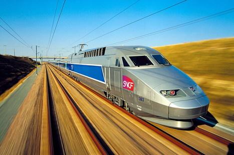 #265 ❘ Le TGV ❘ 1981 | # HISTOIRE DES ARTS - UN JOUR, UNE OEUVRE - 2013 | Scoop.it