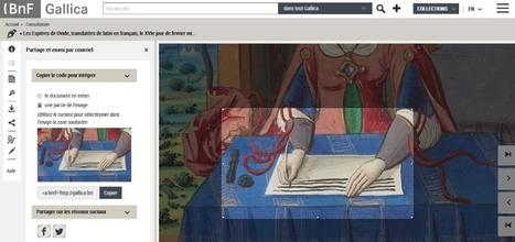 Illustrez votre blog avec Gallica !   TICE et Web 2.0   Scoop.it