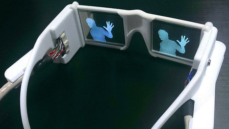 These Smart Glasses Could Help the Blind to See | Healthy Informant | Scoop.it