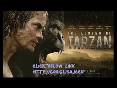 The Legend of Tarzan (English) mp4 download
