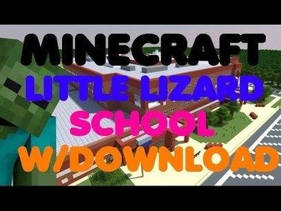 Minecraft School Xbox One Little Lizard Ga - Minecraft server erstellen xbox one