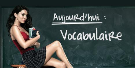 Leçon de vocabulaire pour apprendre à parler jeune | TIC, educación y demás temas | Scoop.it