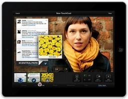 TouchCast: An Exciting New iPad Tool to Create Wildly Interactive Videos | Wired Educator | Better teaching, more learning | Scoop.it