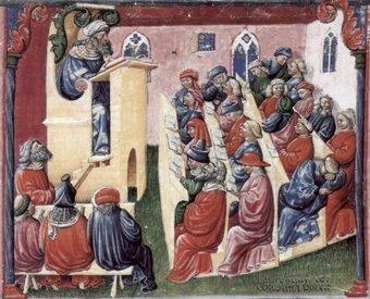 Siglos Curiosos: Especialización de las universidades medievales. | Universitas Magistrorum Et Scholarium. | Scoop.it