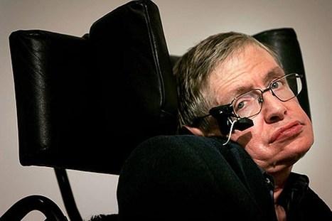 Hawking: a medicina não foi capaz de me curar, então confiei na tecnologia | Science, Technology and Society | Scoop.it