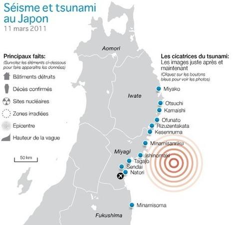 Tsunami: retour sur les lieux - Making-of | Japan Tsunami | Scoop.it