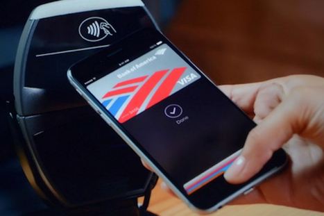 Apple adopte finalement le paiement mobile par NFC | QRiousCODE | Scoop.it