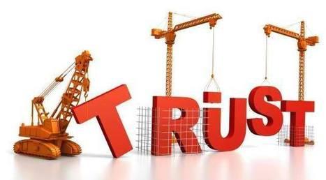 Building Social Trust | Sophia's Studio | Scoop.it