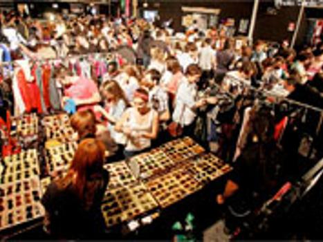 Mercatino vintage e workshop di trucco anni '60 al Circolo degli Artisti - RomaToday | Sapore Vintage | Scoop.it