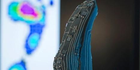 Des chaussettes connectées pour prévenir les complications liées au diabète - Blog Santé Numérique | diabète | Scoop.it