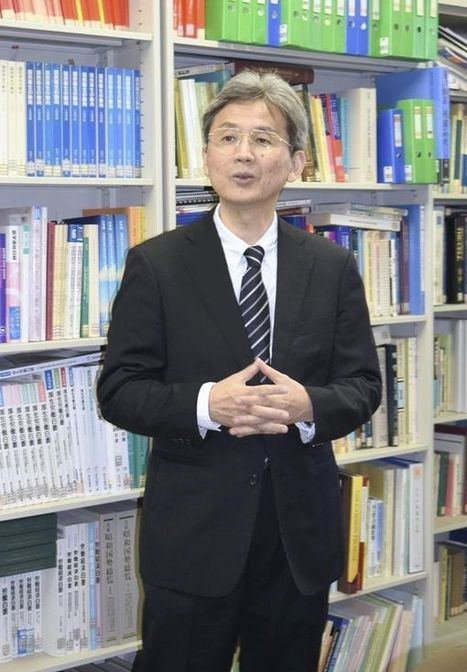 Ken Takahashi-Expert continues battle against asbestos-related diseases | Asbestos | Scoop.it
