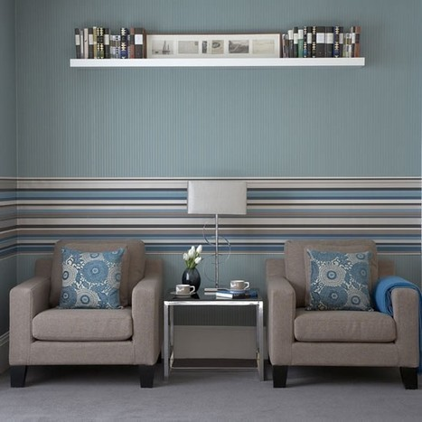 Great Tips for Home Decor with Stripes | Let's Clean Up | All For The Home | Scoop.it