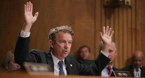 Exclusive: Rand Paul: 'I will force the expiration' of the PATRIOT Act | Internet Security & Internet Censorship | Scoop.it