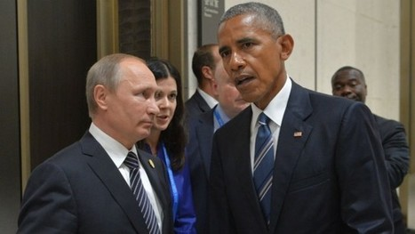 Russian official: US democracy was undermined by Obama, not Moscow | anonymous activist | Scoop.it