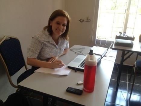 "Olivia Volunteer in Lusaka, Zambia | ""#Volunteer Abroad Information: Volunteering, Airlines, Countries, Pictures, Cultures"" | Scoop.it"