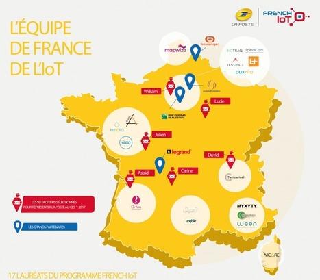 Au CES, La Poste emmène l'équipe de France de l'IoT et 6 facteurs chargés d'une mission spéciale | Les Postes et la technologie | Scoop.it