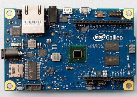 Intel anuncia acuerdo con Arduino y la placa Intel Galileo - MuyComputer | Big and Open Data, FabLab, Internet of things | Scoop.it