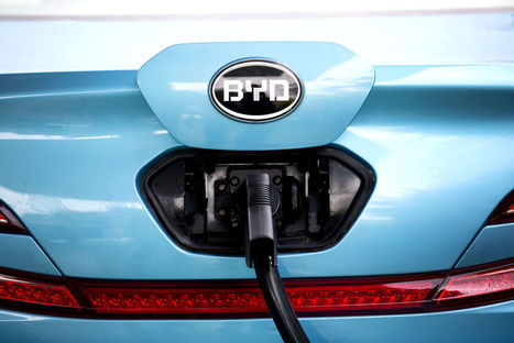 China Said to Consider $16 Billion EV-Charging Fund | Automotive Supply Chain | Scoop.it
