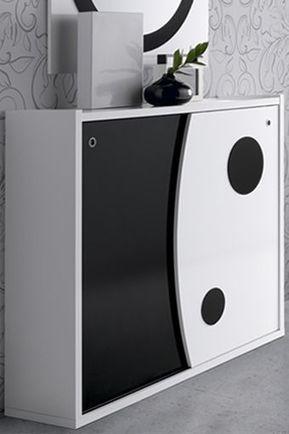 30 muebles zapateros modernos y baratos mil for Muebles modernos economicos