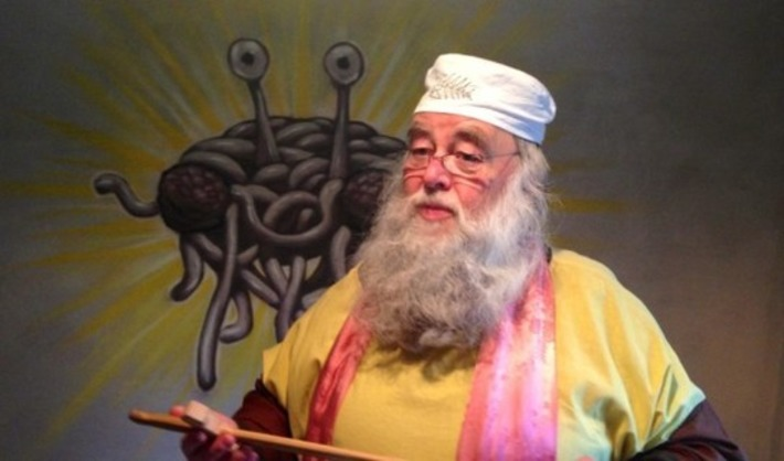 Bruder Spaghettus Seeks German Approval of 'Church of the Flying Spaghetti Monster' - disinformation | In The Name Of God | Scoop.it