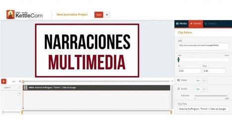 Crea vídeos interactivos con KettleCorn | #REDXXI | Scoop.it