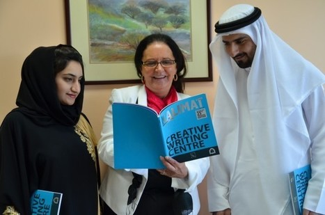 Ras Al Khaimah Colleges launch KALIMAT - HCT News   Social Mercor   Scoop.it