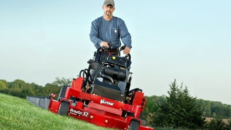 Using Your Lawn Mower on a Slope? Get Safety Tips from OPEI | Turf Magazine | Gardening | Scoop.it