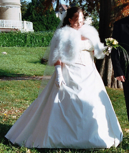 Robe de mariee grande taille moselle