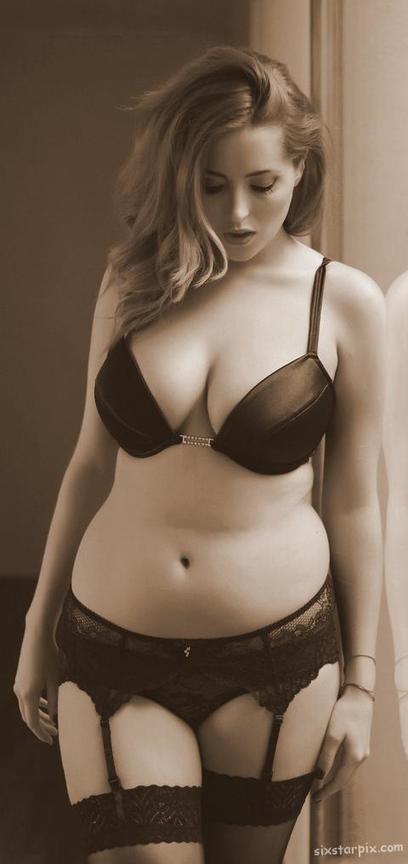 Erotic chubby women