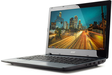 Google Unveils $199 Acer C7 Chromebook Powered by Intel Celeron 847 | Embedded Systems News | Scoop.it