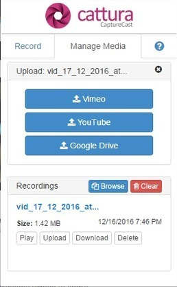 How to Record a Webcam Video on Your Chromebook | Technology To Teach | Scoop.it