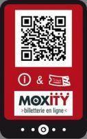 Moxity lance une billetterie mobile avec QR Code | QRdressCode | Scoop.it