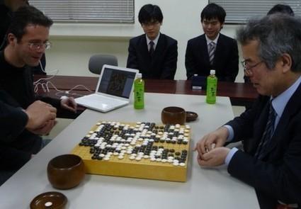 Crazy Stone computer Go program defeats Ishida Yoshio 9 dan with 4 stones | Go Board Game | Scoop.it