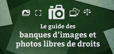 Le guide des banques d'images et photos libres de droits | CDI doctic | Scoop.it