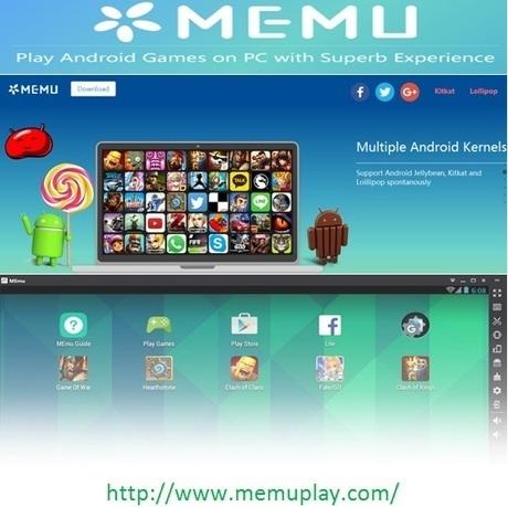 memu play android emulator