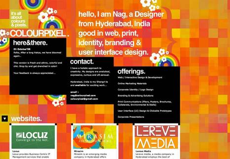 19 approaches to color | Webdesigner Depot | My Checked | Scoop.it