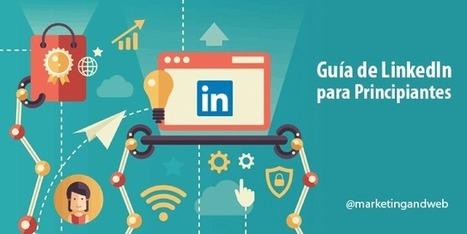 Qué es #LinkedIn, cómo funciona y para qué sirve. Consigue empleo@marketingandweb @luzgrango | #socialmedia #rrss | Scoop.it