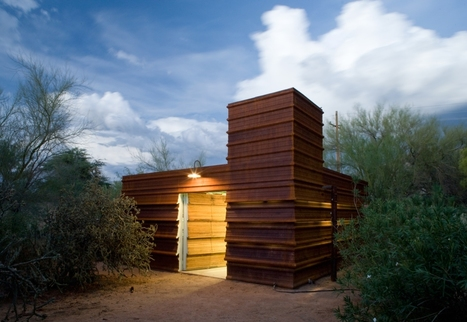 Second Life: Using Recycled Materials For Architecture | sustainable architecture | Scoop.it