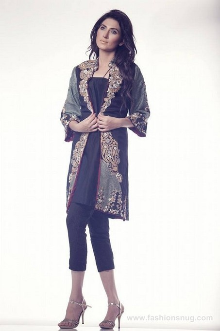 Ayesha Somaya Fall Winter Collection 2014 In Stores | Fashion Blog | Scoop.it
