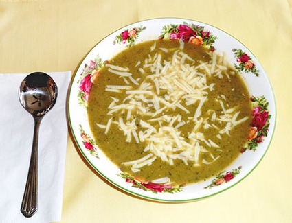 Cream of Zucchini Soup with Cumin   Food for Foodies   Scoop.it