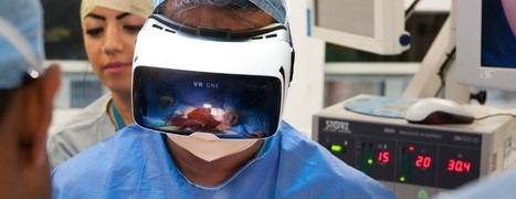 5 Ways Medical VR Is Changing Healthcare | Industrial Organizational Psychology | Scoop.it