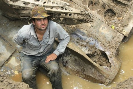 Pentagon enlisting outsiders to help search for US WWII MIAs | World at War | Scoop.it