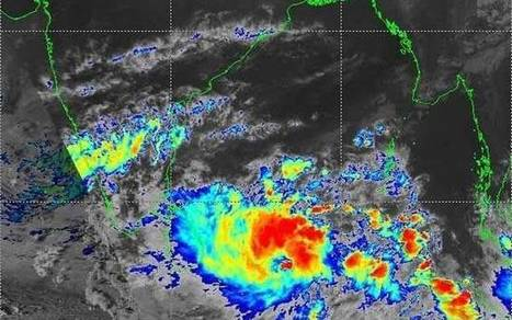 Cyclone likely to hit Tamil Nadu on December 2, IMD asks people not to panic | Climate Chaos News | Scoop.it
