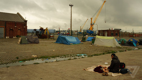 Europe's war on refugees: 'We live like animals here' | ESRC press coverage | Scoop.it