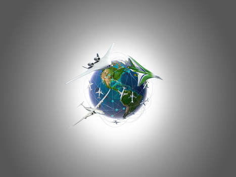 NASA Introduces New Blueprint for Transforming Global Aviation | Research Development | Scoop.it