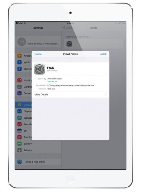 AirShou iOS 12 | AirShou | TweakBox App | Scoo