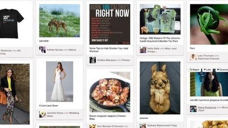 Pinterest now the third most popular social network after Facebook &Twitter | socialatwork | Scoop.it