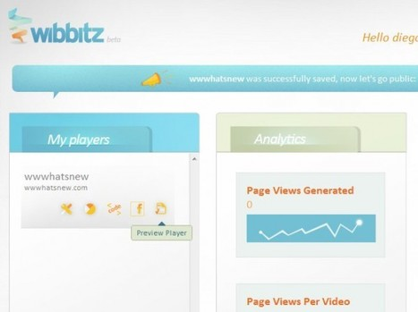 Nueva versión de Wibbitz, un vídeo automático con el contenido de tu web | Recull diari | Scoop.it