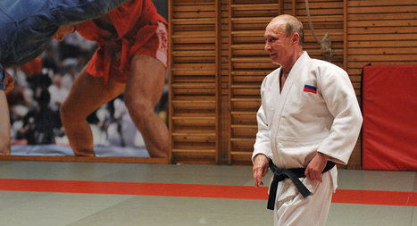 'Experienced Judoka' Putin Surprises International Politics | Global politics | Scoop.it