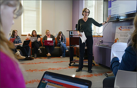 Teacher Colleges Seek to Shift to Digital Age | Digital Literacies | Scoop.it